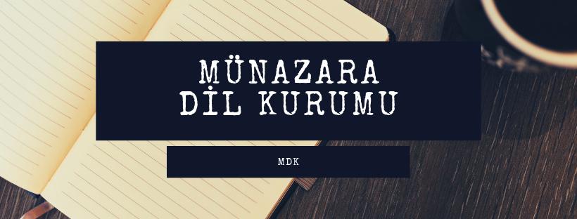 Münazara Dil Kurumu